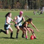 North Coast Force Youth Girls v Hunter