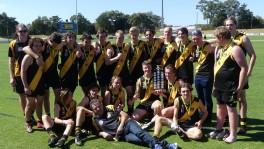 Grafton Tigers - Under 18 Premiers