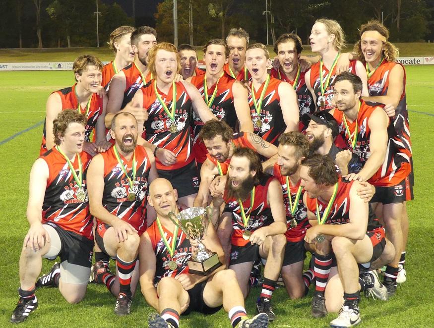 Saints make Senior Competition history - AFL North Coast